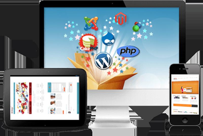Создать свой сайт